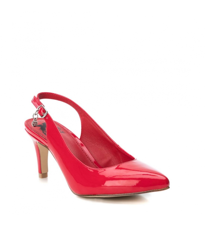 Fino Rojoaltura Saln Tacn Zapato Xti 034068 Tacn8cm jVSMUzpLqG