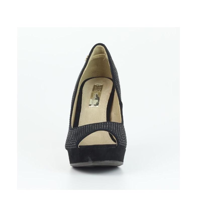 Zapato tacón 5cm 030108 medio Xti negro tacón 10 Altura d5xw88q