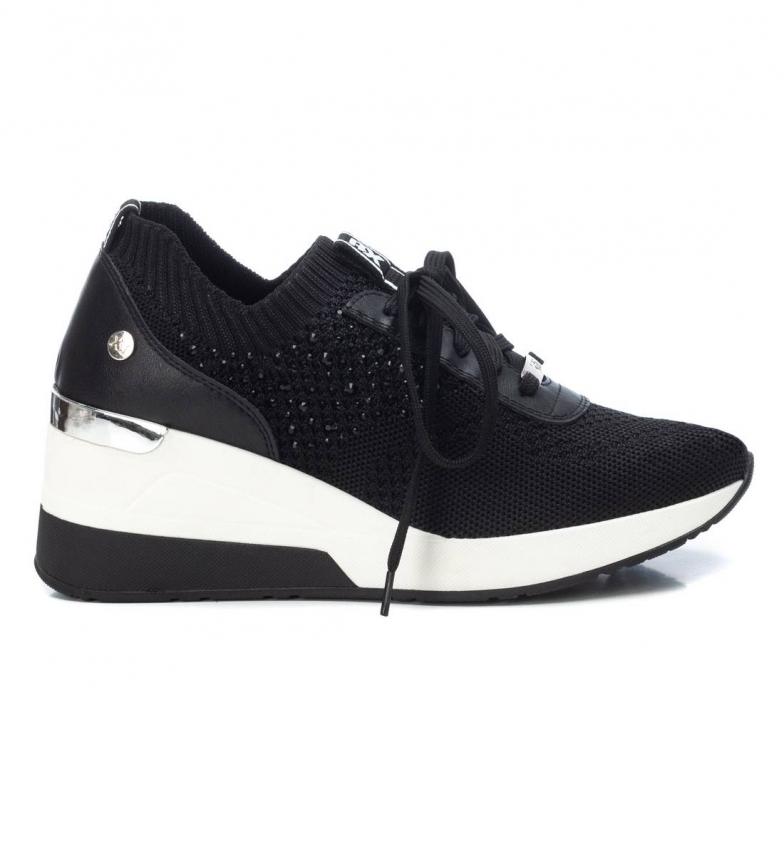 Comprar Xti Sneakers 042593 black -Height wedge: 6 cm