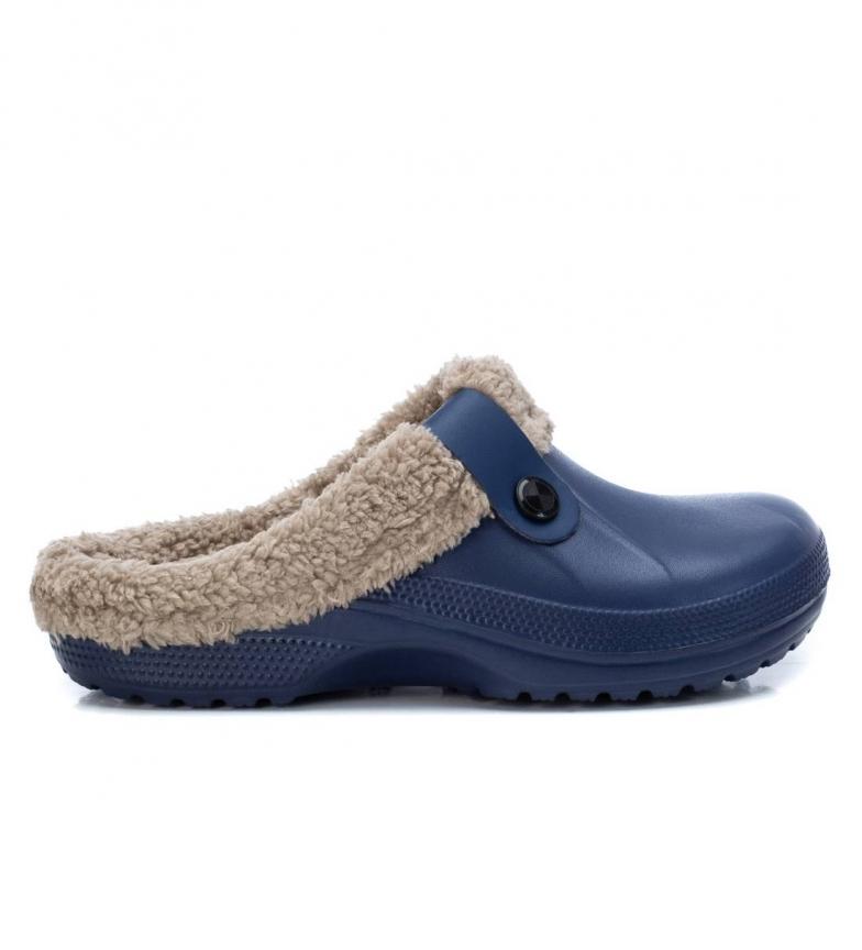 Xti Clogs 043428 blue