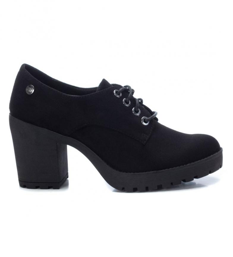 Comprar Xti Zapatos 044473 negro -Altura tacón: 7 cm-