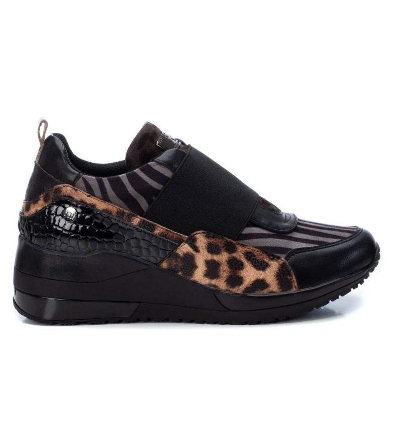 Comprar Xti Chinelos 044527 zebra - Altura da cunha: 4 cm