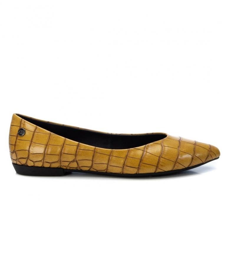 Comprar Xti Manoletinas 044663 amarelo