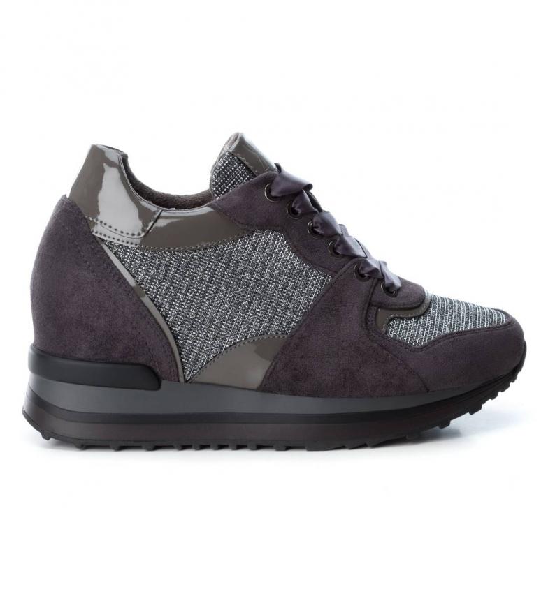 Comprar Xti Sneakers 049268 grigio-Altezza zeppa: 6cm-