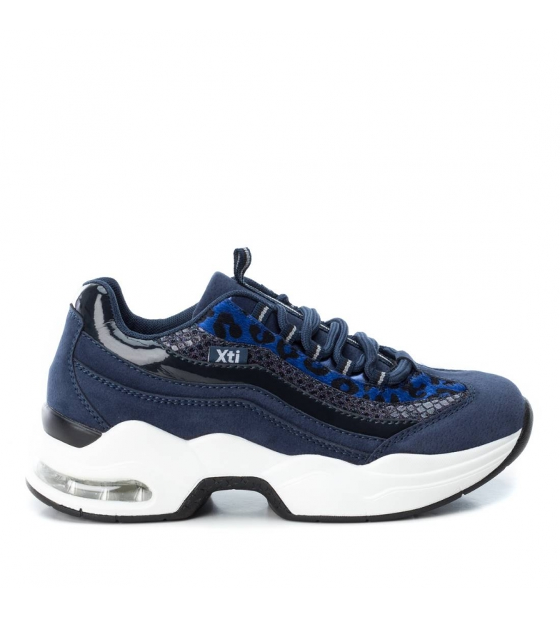 Comprar Xti Shoes 49272 navy -Sole height: 4cm
