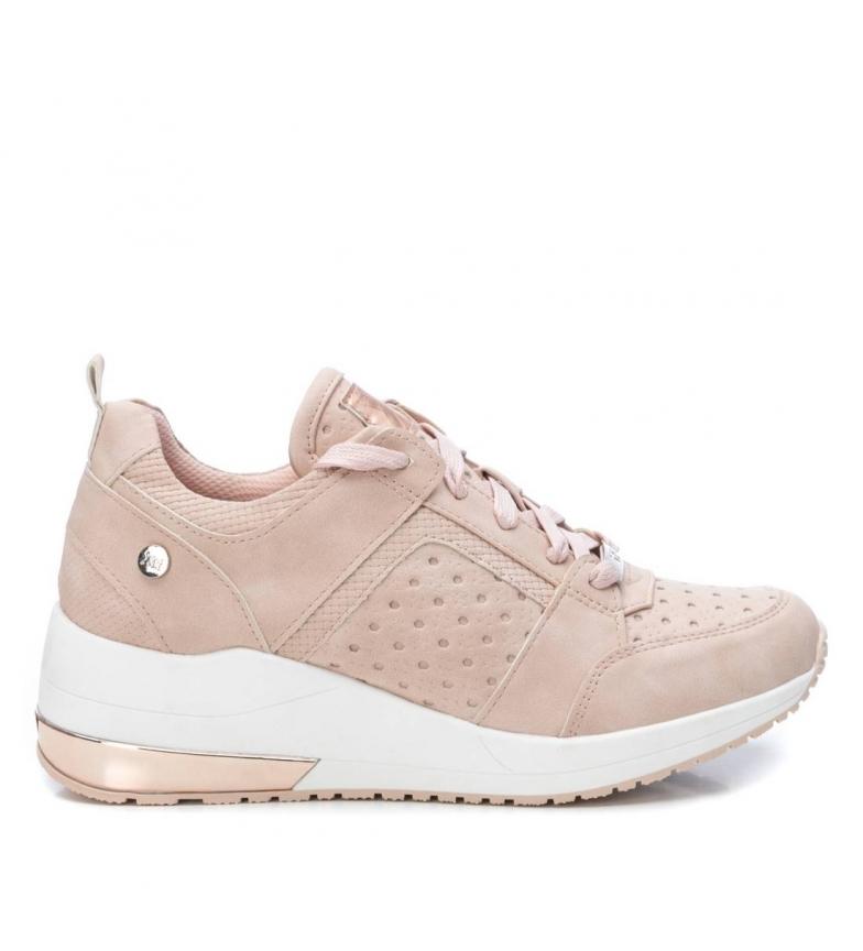 Comprar Xti 049925 scarpe nude-Altezza tacco 5 cm-