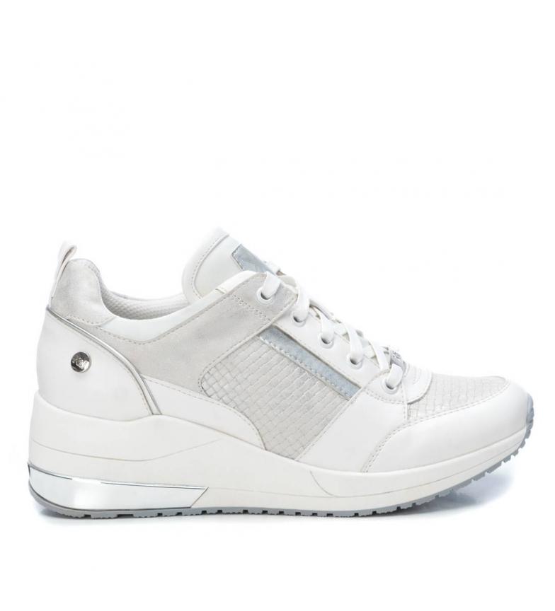 Comprar Xti Slippers 049926 silver -heel height 5 cm