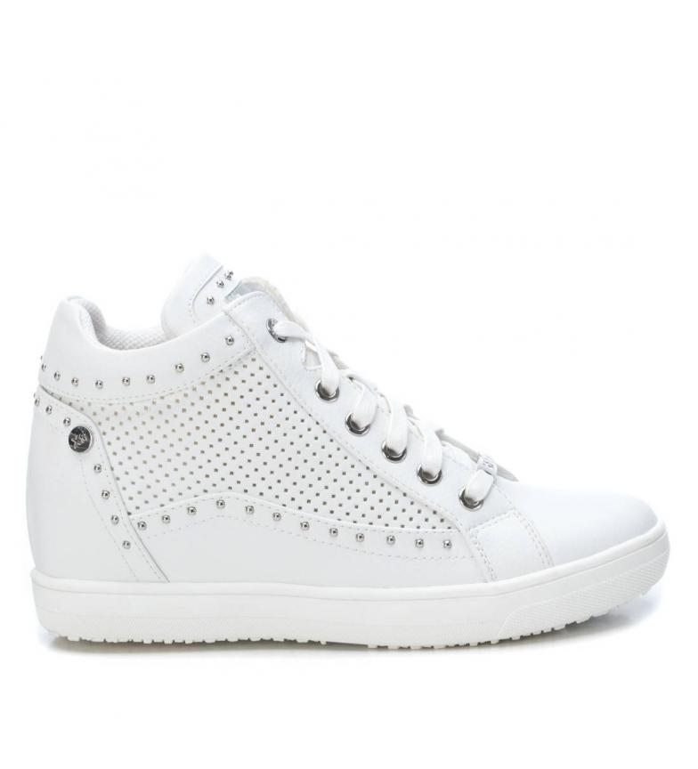 Comprar Xti Zapatillas 049936 blanco -Altura cuña 5 cm-