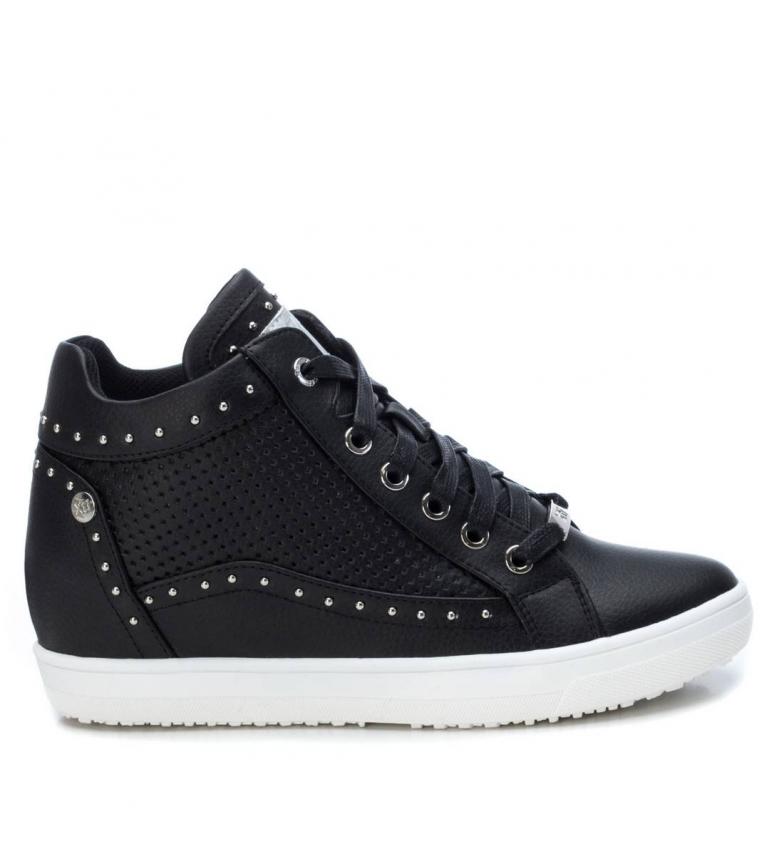 Comprar Xti Zapatillas 049936 negro -Altura cuña 5 cm-
