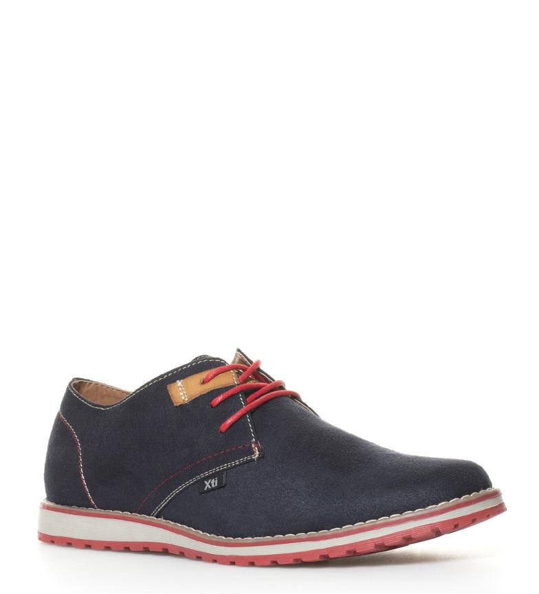Xti - Zapatos Athos marrón cabLOhNo