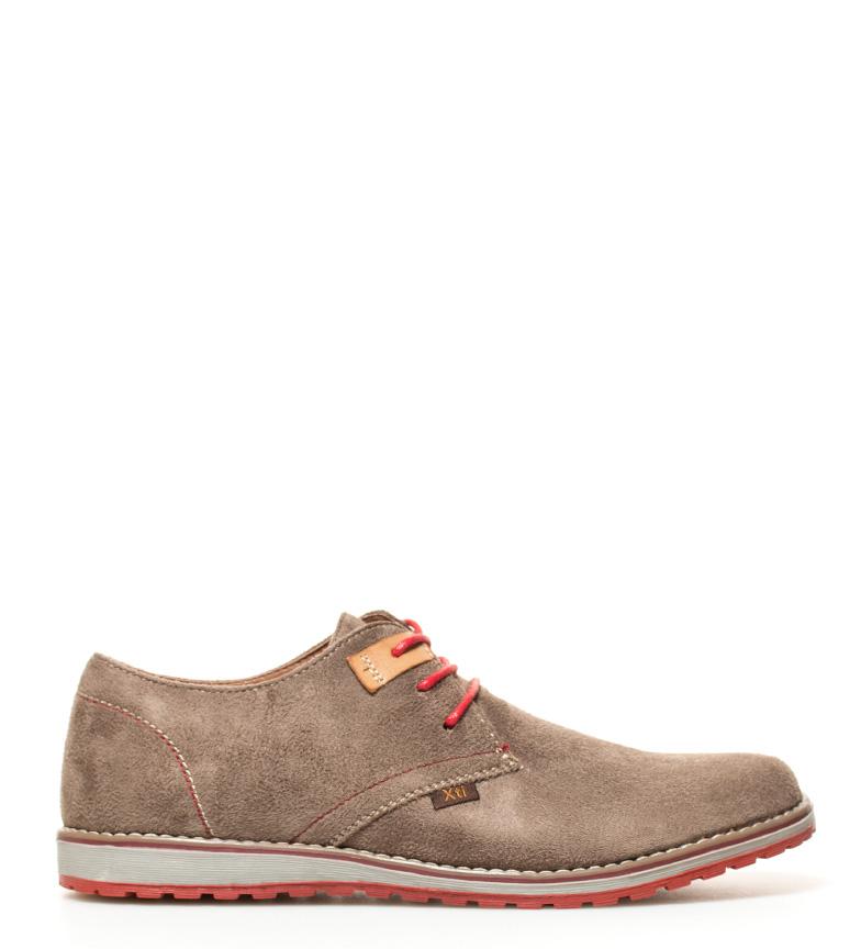 Xti - Zapatos Athos marrón n8sW8dguYP