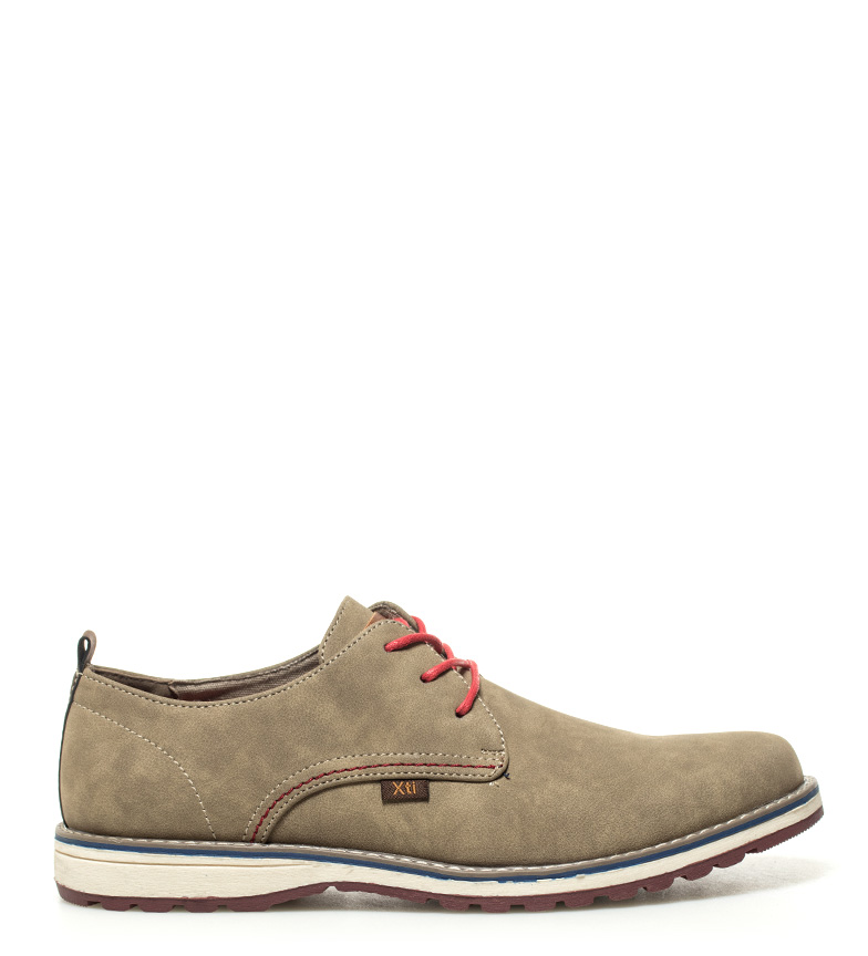 Xti - Zapatos Bruno taupe zS7SodlbjT