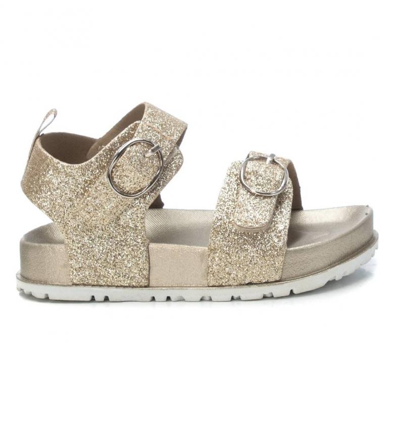 Comprar Xti Kids XTI BABY 057599 gold sandal for kids