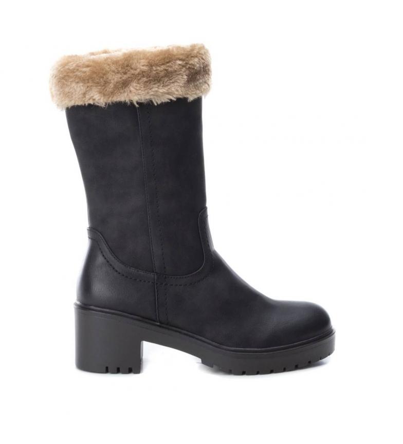 Comprar Xti Boot 064652 black -Heel height: 6cm