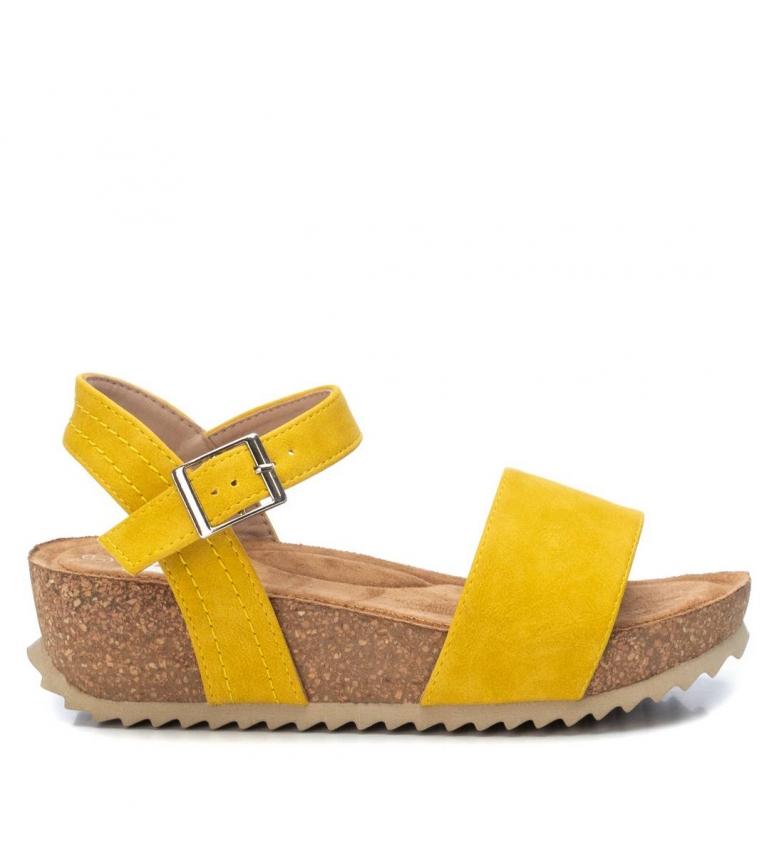Comprar Xti Sandálias 034256 amarelas