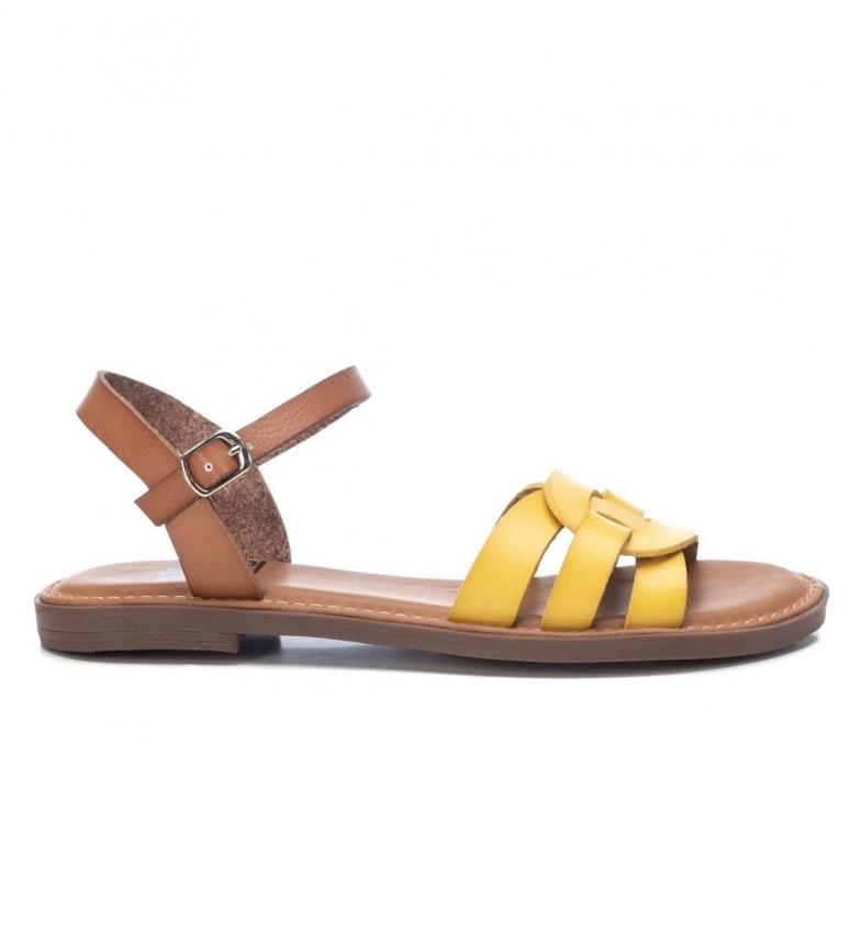 Comprar Xti Sandalias 035590 amarillo
