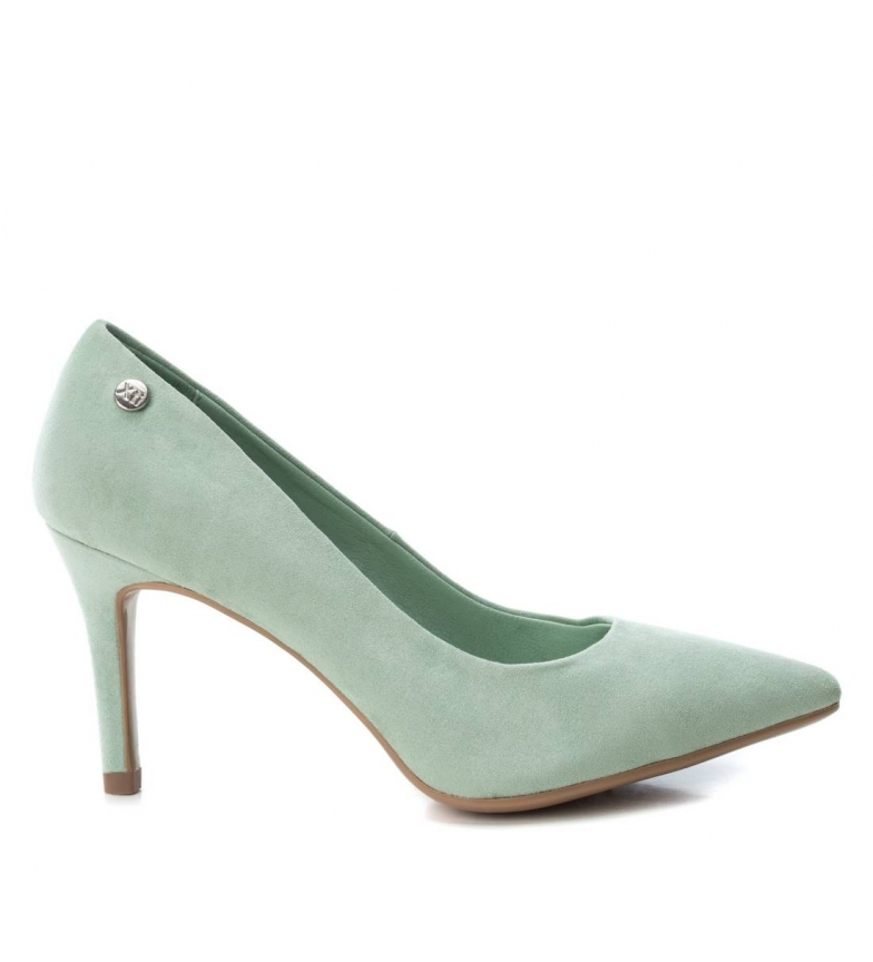 Comprar Xti Chaussures 034076 bleu - Hauteur du talon : 8cm