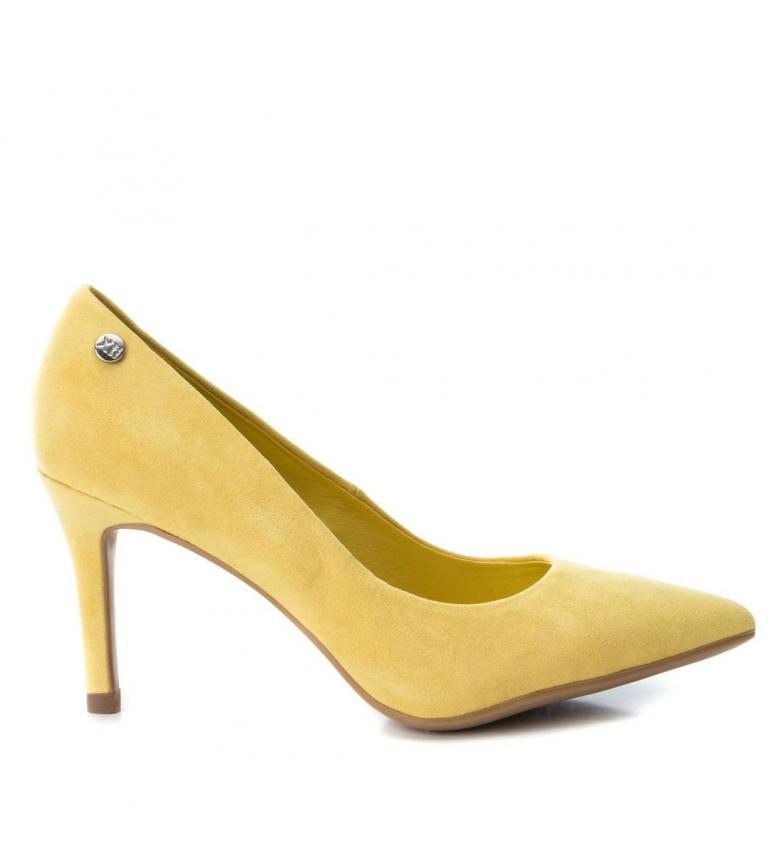Comprar Xti Chaussures 034076 jaune - Hauteur du talon : 8cm
