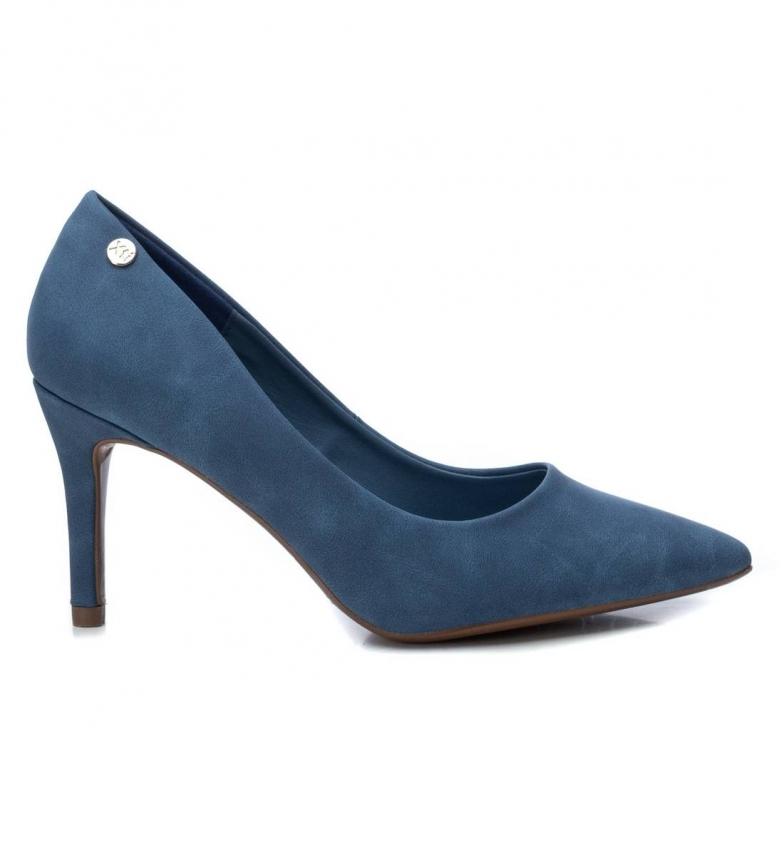 Comprar Xti Sapato de sala 034235 jeans - altura da roda: 8cm