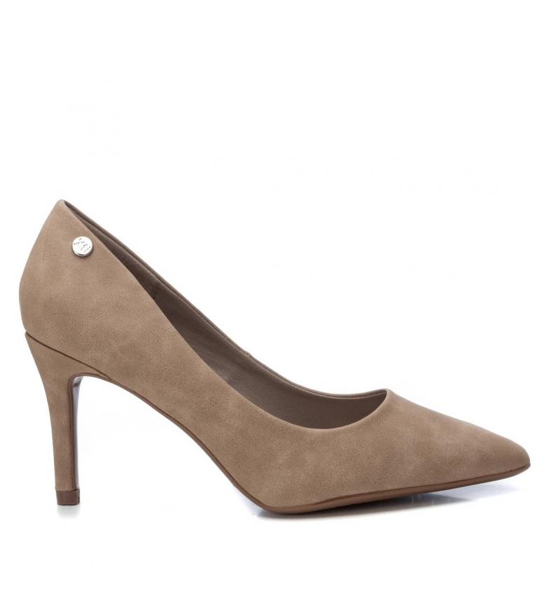 Comprar Xti Chaussure de salon 034235 taupe - Hauteur du talon : 8cm