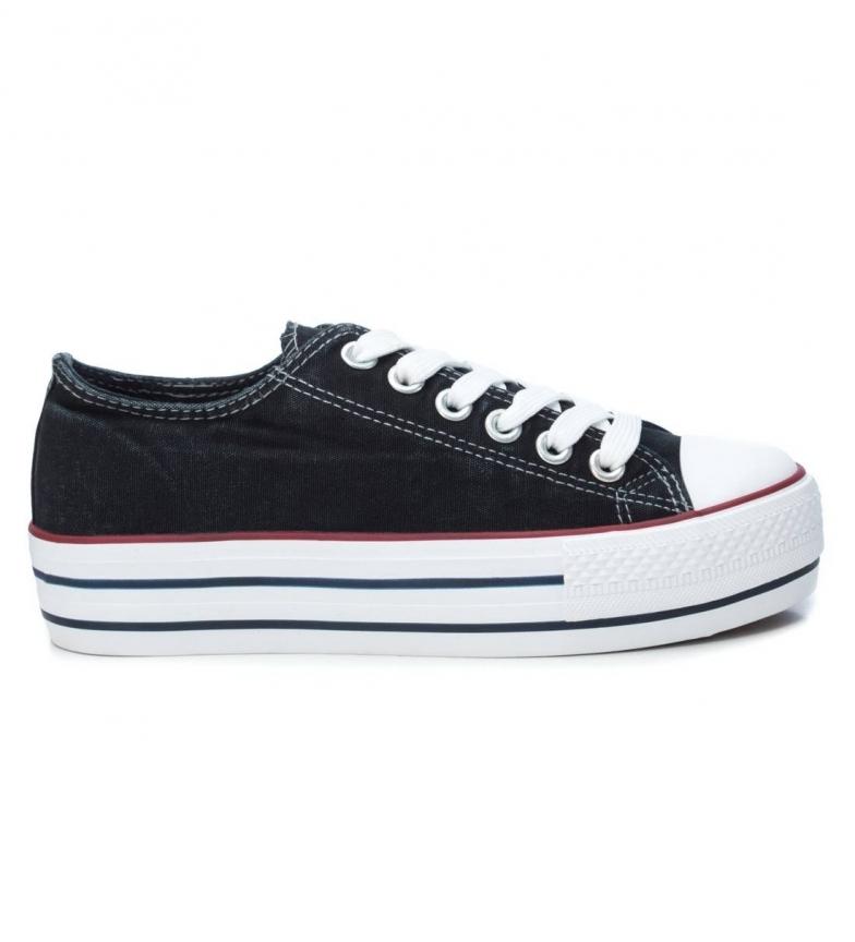 Comprar Xti Zapatillas 034448 negro -Altura suela: 4cm-