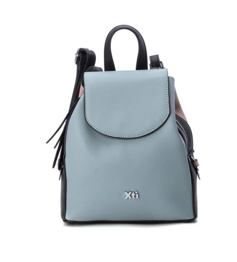 Comprar Xti Kids Mochila 086303 azul -9x22x24 cm