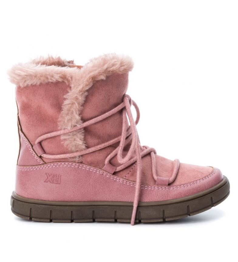 Comprar Xti Kids Botas de tornozelo 055299 rosa