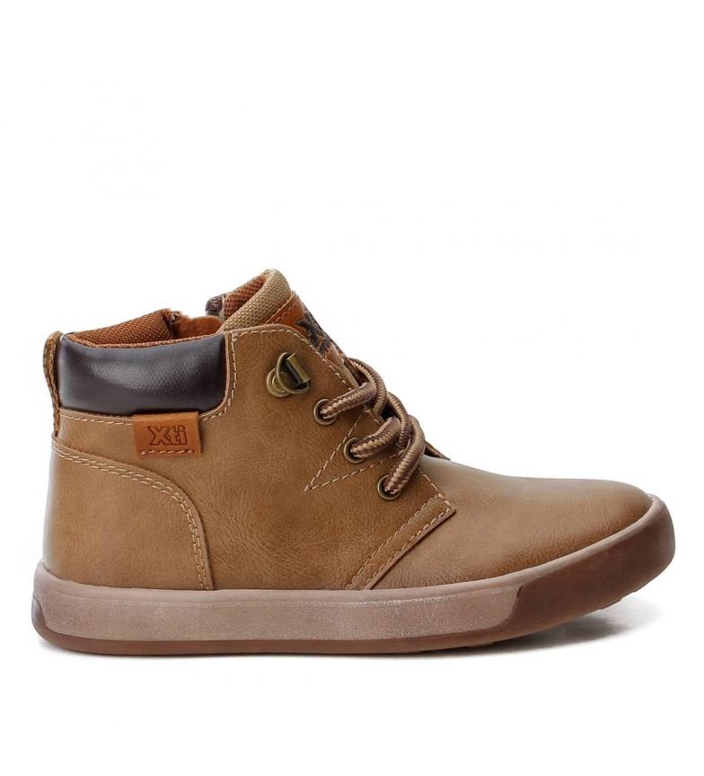 Comprar Xti Kids Flat boot 055835 taupe