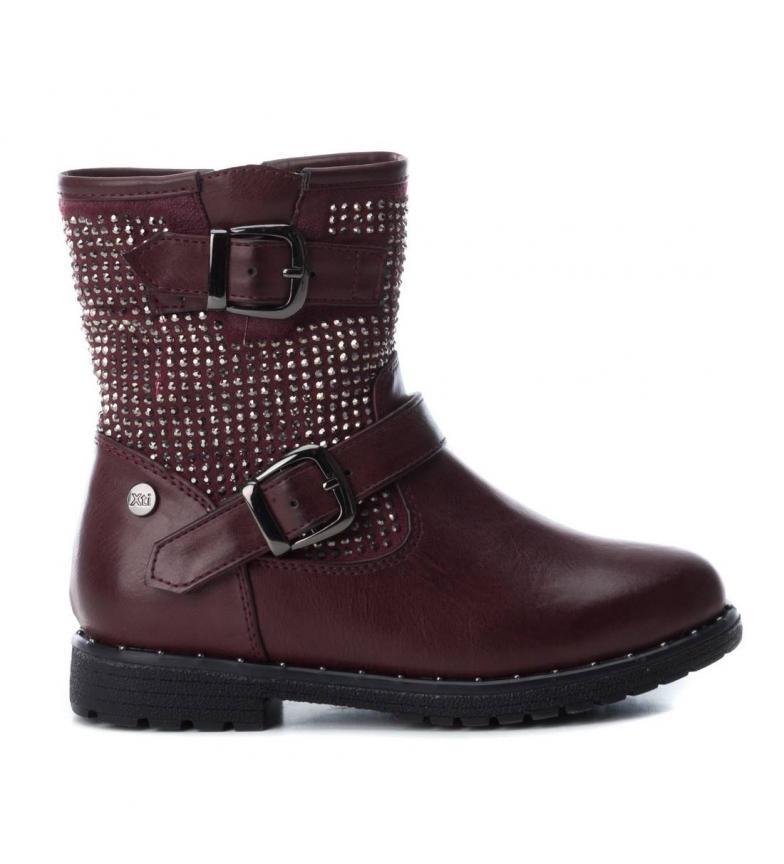 Comprar Xti Kids Botas de tornozelo 055872 Borgonha