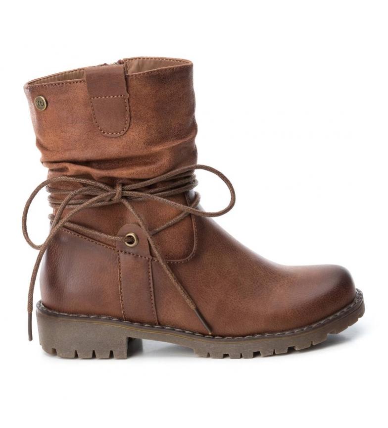 Comprar Xti Kids Botas de tornozelo 056923 camelo