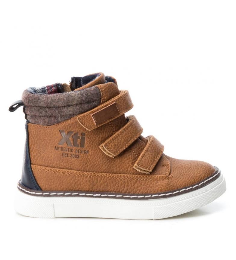 Comprar Xti Kids Botas de tornozelo 056945 camelo