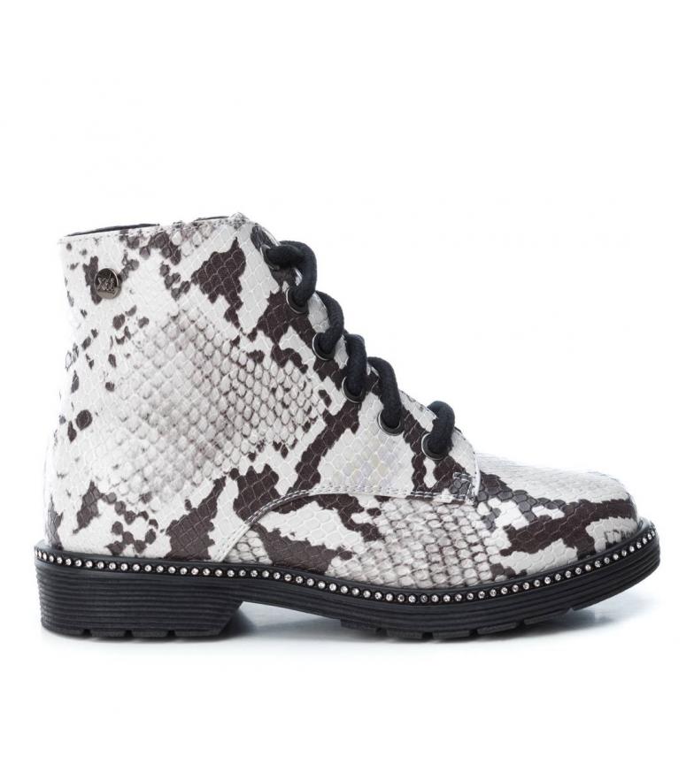 Comprar Xti Kids Botas de tornozelo 056956 branco, cinza