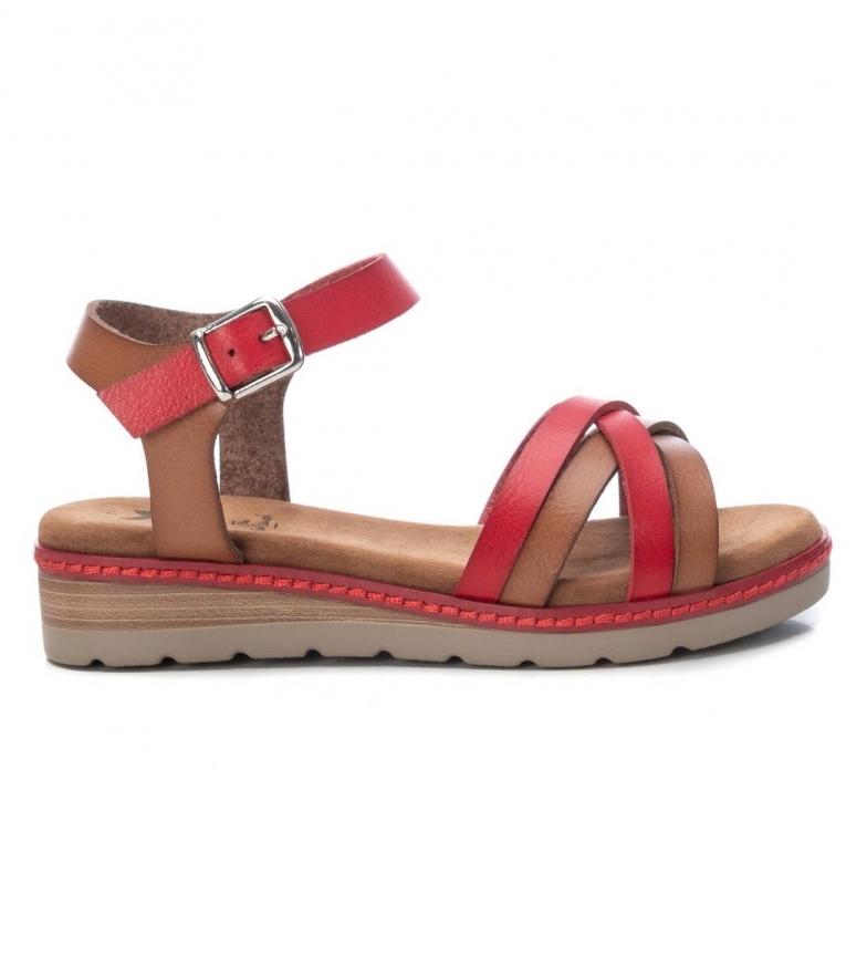 Comprar Xti Kids Sandalo per bambino XTI KID 057489 rosso / marrone