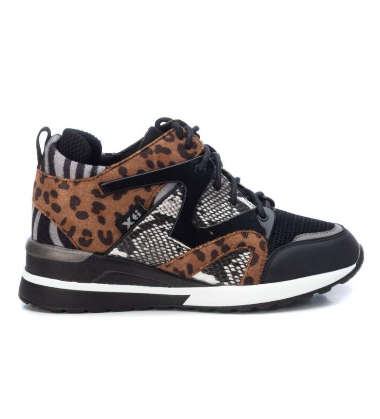 Comprar Xti Kids Sapatos 057376 camelo - Altura da cunha: 3 cm