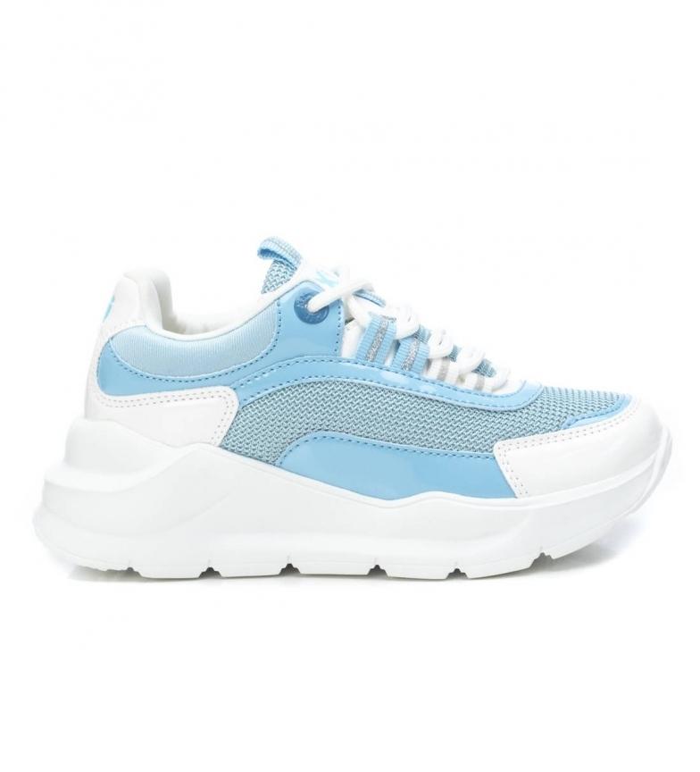 Xti Kids Sneakers 057479 blu, bianco
