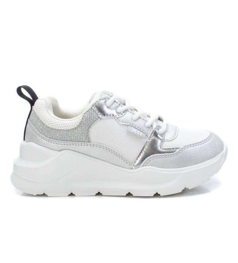 Comprar Xti Kids Zapatillas 057479 blanco, plata