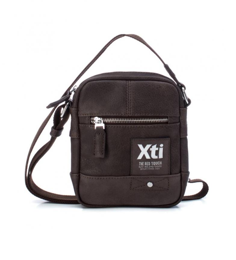 Comprar Xti Bolso 086299 marrón -3x16x21cm-