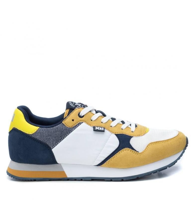 Comprar Xti 049660 scarpe bianche, gialle