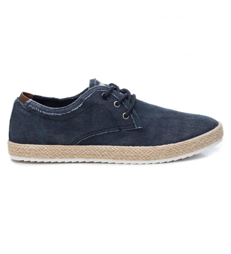 Xti 049676 scarpe blu scuro