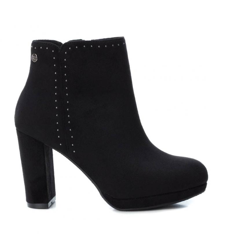 Comprar Xti Tentations botas 035099 preto - Altura do calcanhar: 9cm
