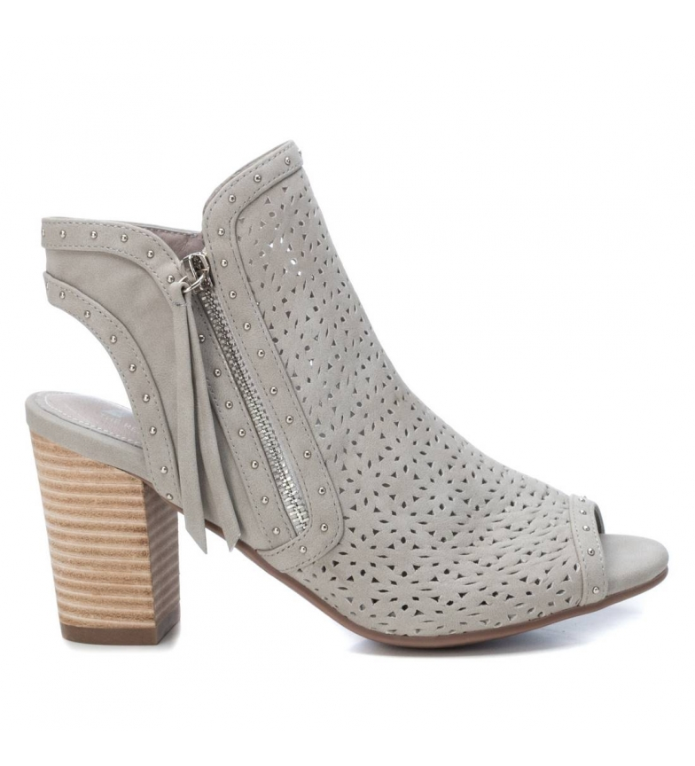 Comprar Xti Ankle boots 35214 ice -Heel height: 8cm
