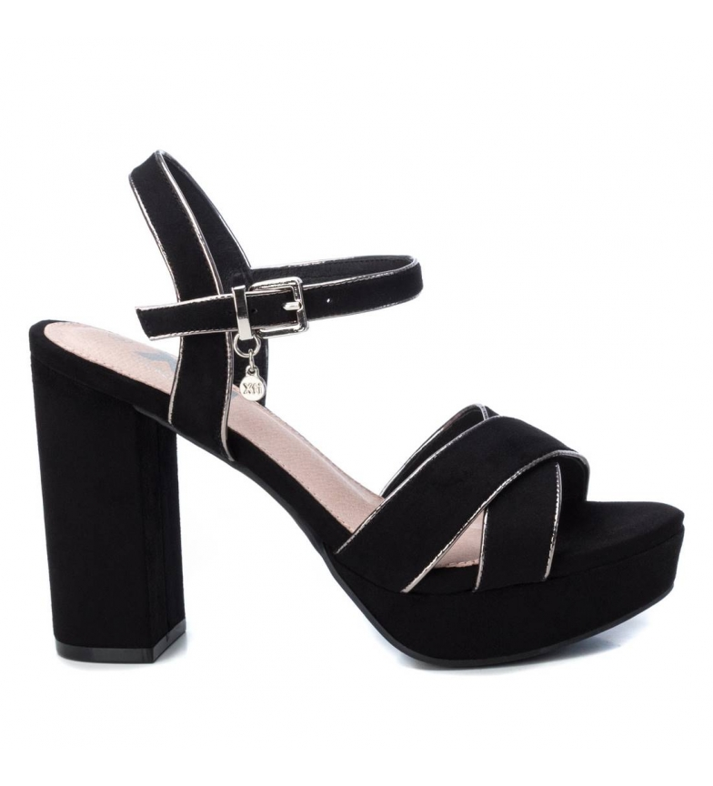 Comprar Xti Sandals 35178 black -Heel height: 11cm