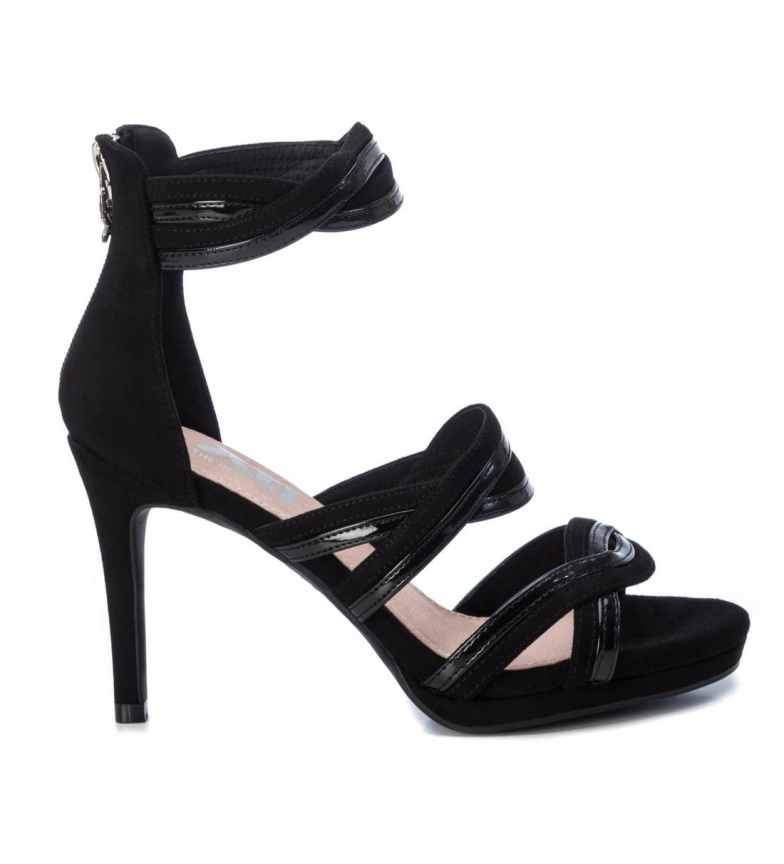 Comprar Xti Sandals 035185 black -Heel height: 9cm