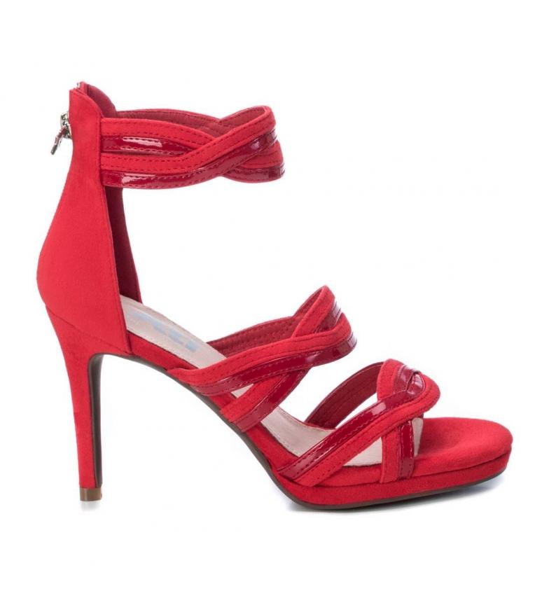 Comprar Xti Sandals 035185 red -Heel height: 9cm
