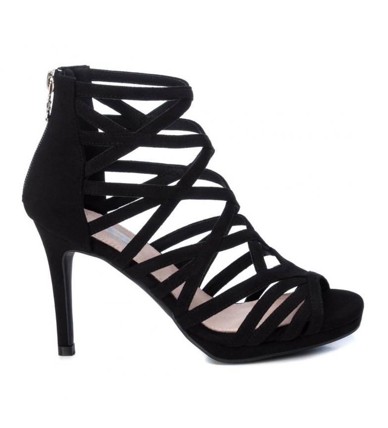 Comprar Xti Sandals 35189 black -Heel height: 9cm