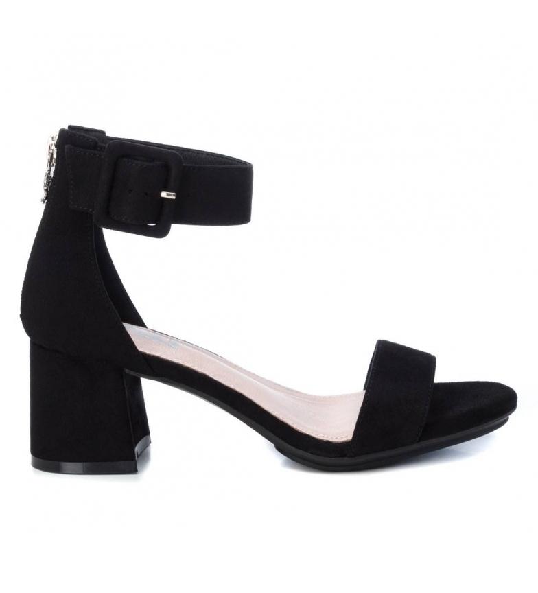 Comprar Xti Sandals 35196 black -Heel height: 7cm