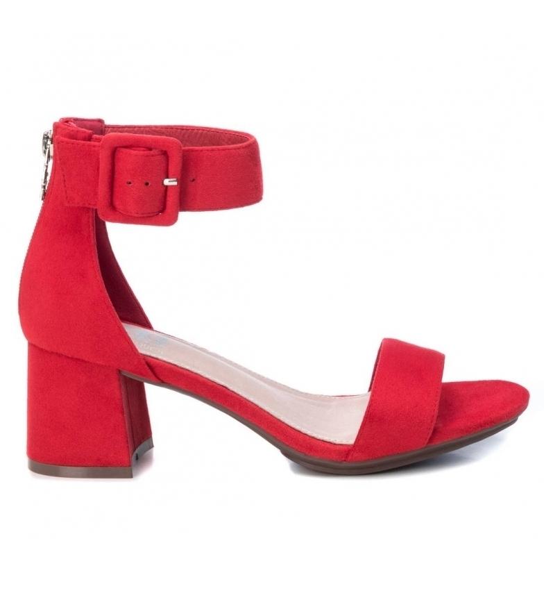 Comprar Xti Sandals 35196 red -Heel height: 7cm