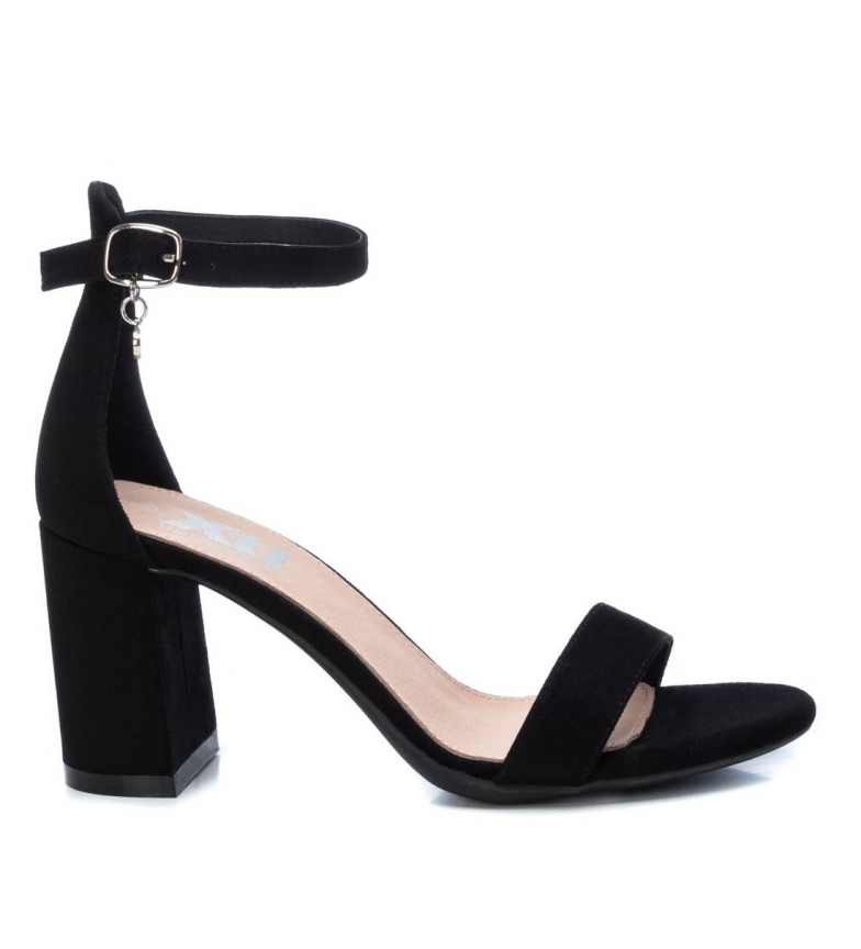 Comprar Xti Sandals 35198 black -heel height: 8cm