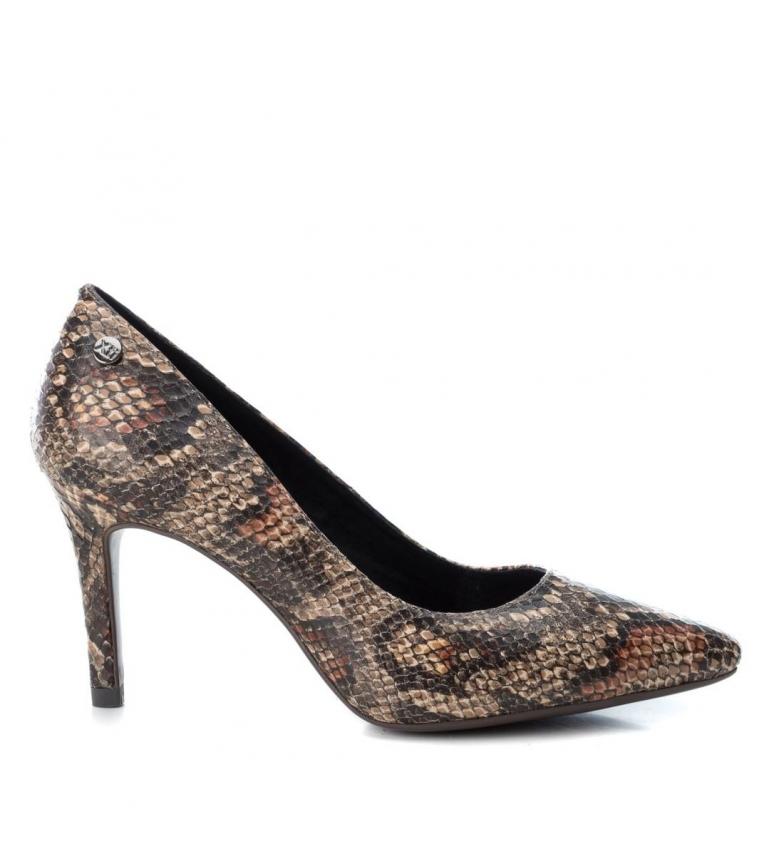 Comprar Xti Zapatos Tentations 035141 serpiente  -Altura tacón: 8cm-