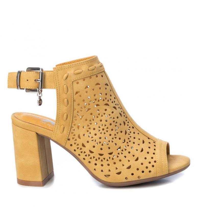 Comprar Xti Sandals 35173 yellow -Heel height: 8cm